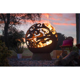 Dragon Fire Globe 80cm