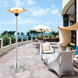 Devanti 2500w Electric Portable Patio Strip Heater