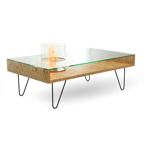 Fire Coffee Table Outdoor Ethanol