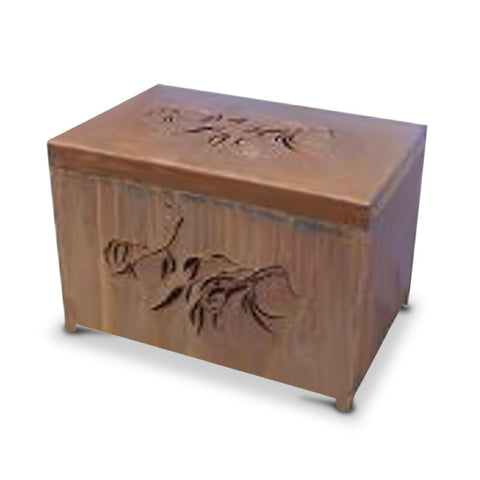 Gum Chest Wood Storage 72cm