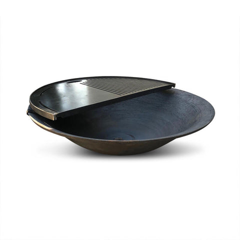 Fire Pit Grill Plate 100cm