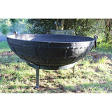 A Genuine Indian Kadhai Fire Pit Bowl