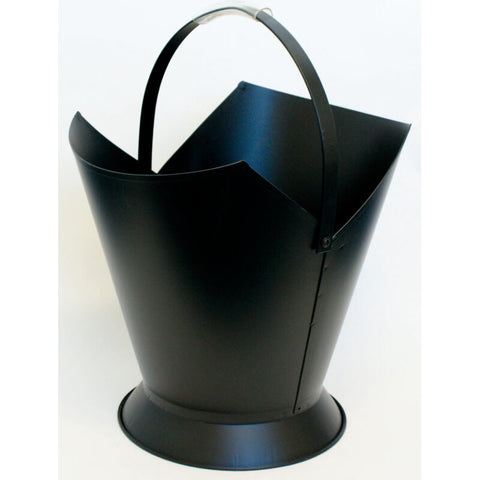 Tapered Wood Storage Bucket Large