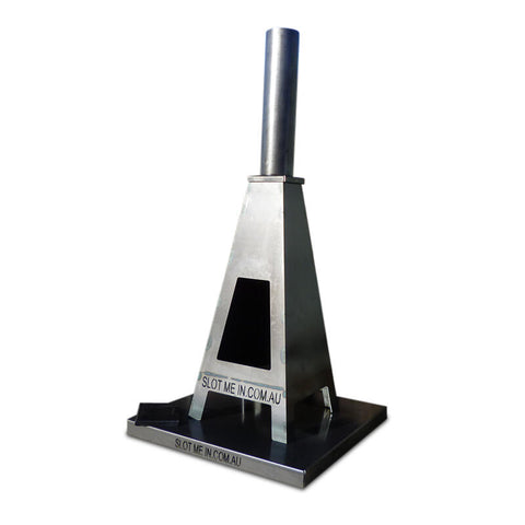 "SLOT ME IN (""SMI"") AUSSIE VOLCANO CHIMINEA™ - 2M - Complete Unit"