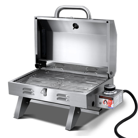 Portable Gas BBQ Grill Heater 60cm