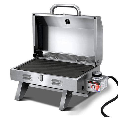 Portable Gas BBQ - U Shape Burner