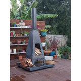 "SLOT ME IN (""SMI"") AUSSIE VOLCANO CHIMINEA™ - FLUE EXTENSION"