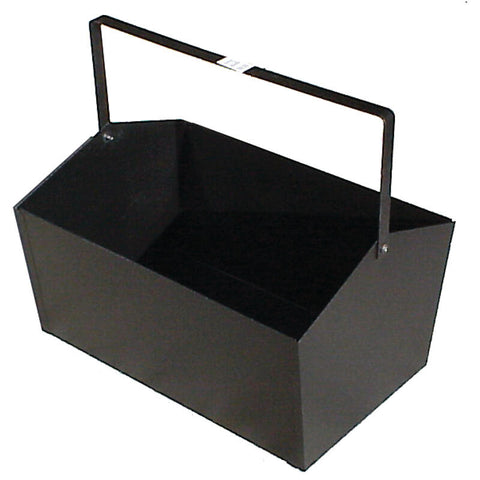 Woodbin with Handle Rectangular