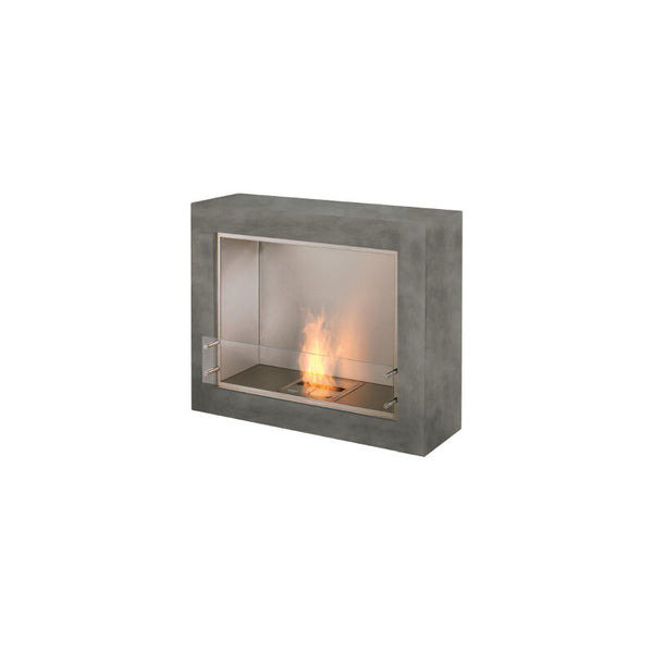 Aspect Ethanol Burner Freestanding Limited Edition Designer Fireplace Fire Pits Direct