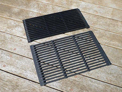 Solid Cast Iron Grills