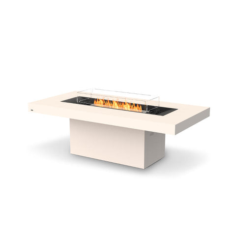 GIN 90 (DINING) Ethanol Burner Fire Dining Table (Pre-Order)