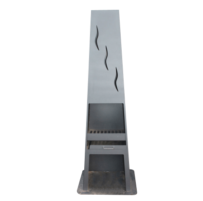 Blaze Outdoor Fireplace Chiminea - Fire Pits Direct