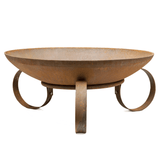 Ring Bowl & Base - Round - Fire Pits Direct