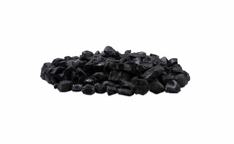 Black Glass Charcoal - Decorative Media