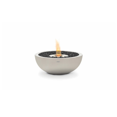 MIX 600 - Ethanol Burner Fire Pit - 60cm dia + FREE Cover