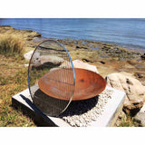 Fire Pit Cooking Grills - Round