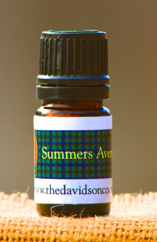 Summers Ave Beard and Shave Oil - 5 mL