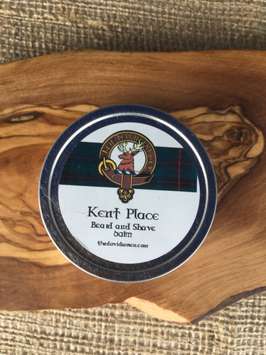 Kent Place Beard and Shave Balm (2 oz)