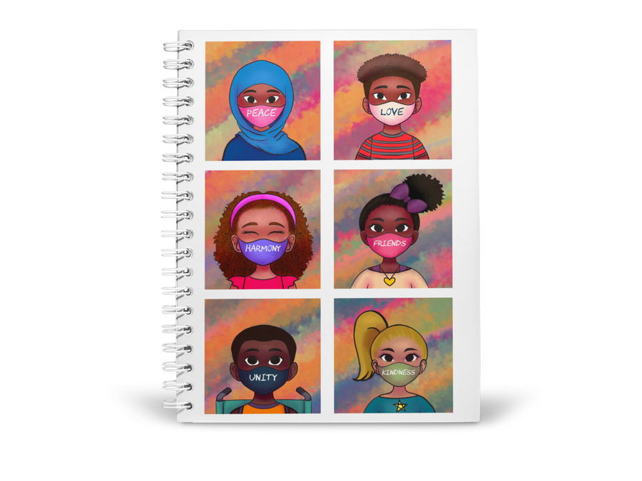 """We Are One"" ™ Notebook"
