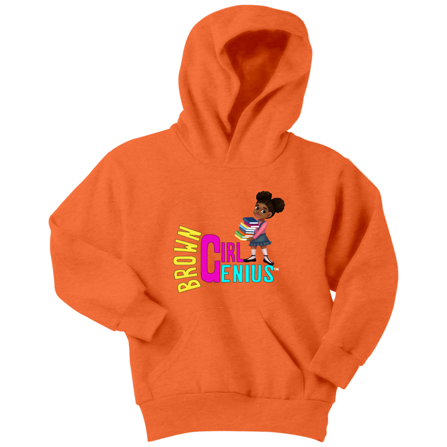 Brown Girl Genius Hoodie
