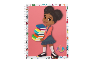 Brown Girl Genius™ Notebook