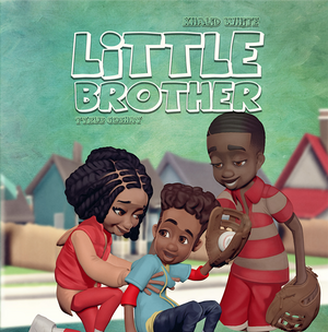 Little Brother-Paperback