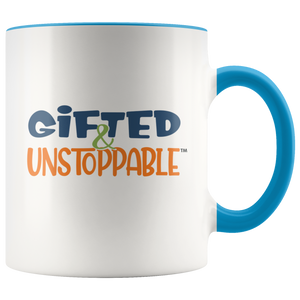 Gifted & Unstoppable™️ Mug