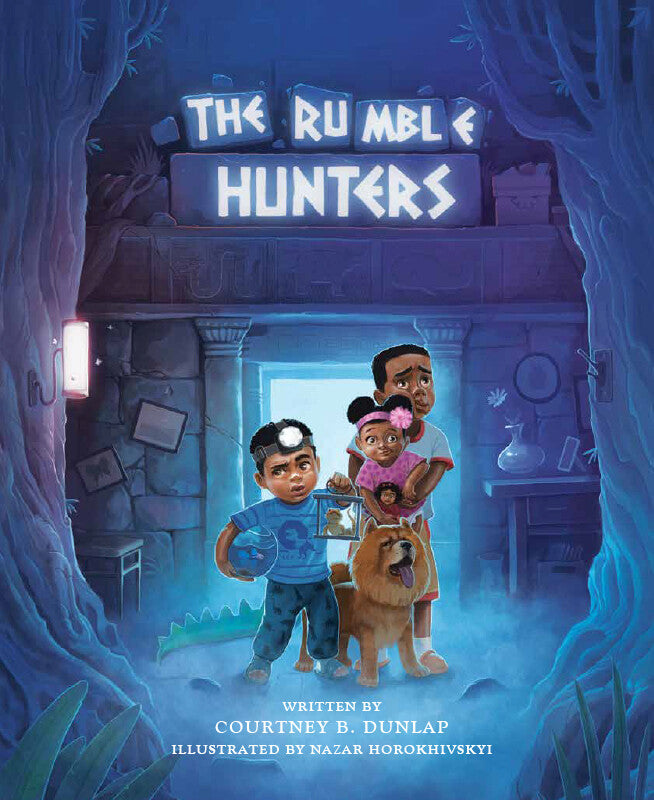 The Rumble Hunters- Hardcover