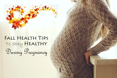 Pregnancy Fall Health Tips