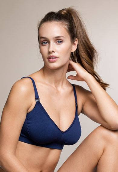 Maternity Nursing Bra with Smart Clips - BellyMoms Maternity