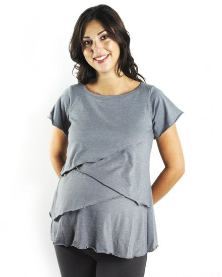 Kismet Tiered Nursing Top