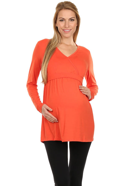 Suzie Nursing Top - BellyMoms Maternity