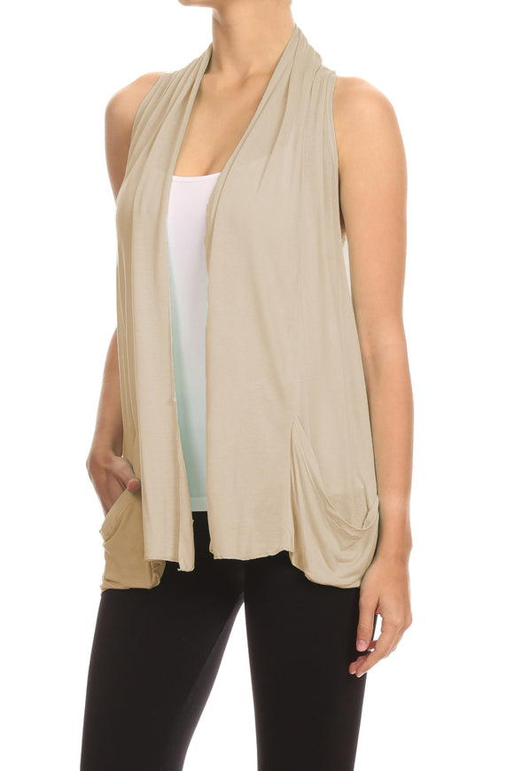 Drape Nursing Cardigan - BellyMoms Maternity