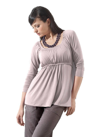 Mothers En Vogue Olena Nursing Top - BellyMoms Maternity