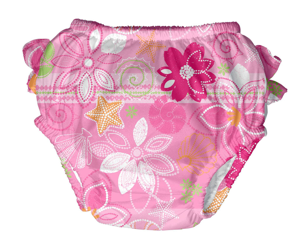 iPlay Ultimate Swim Diaper for Girls - BellyMoms Maternity