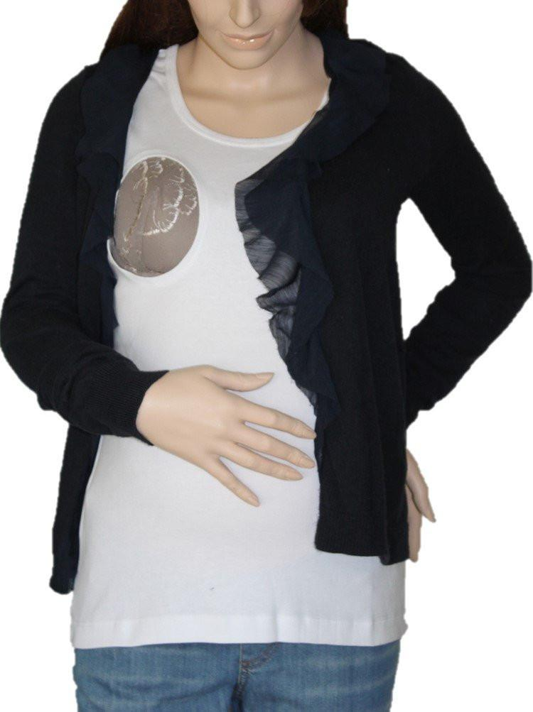 Undershirt Nursing Tank - BellyMoms Maternity