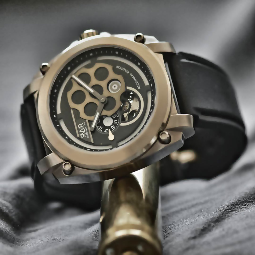 Model A7-C (Brass) Automatic-45mm