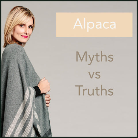 3 Myths About Alpaca Wool