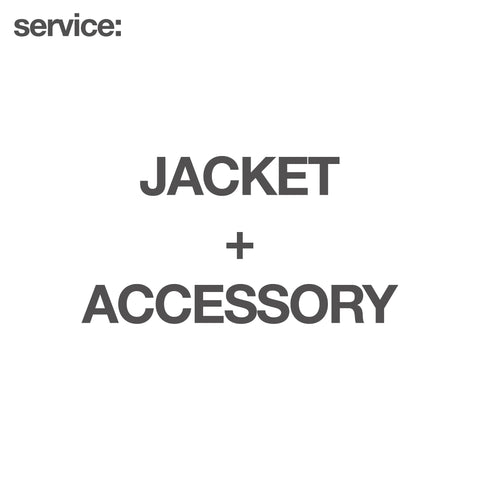 service: Jacket + Accessory - GARUDA