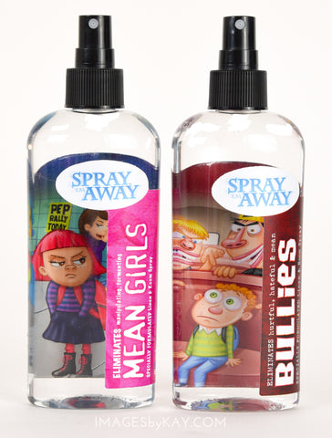 Spray 'Em Away - 2 Sprays Mix and Match