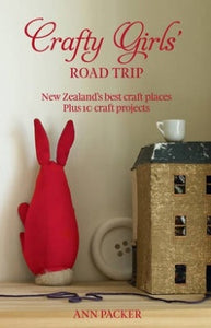Crafty Girls Road Trip New Zealand