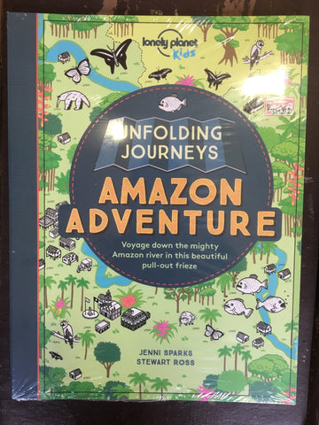 Unfolding Journeys - Amazon Adventures