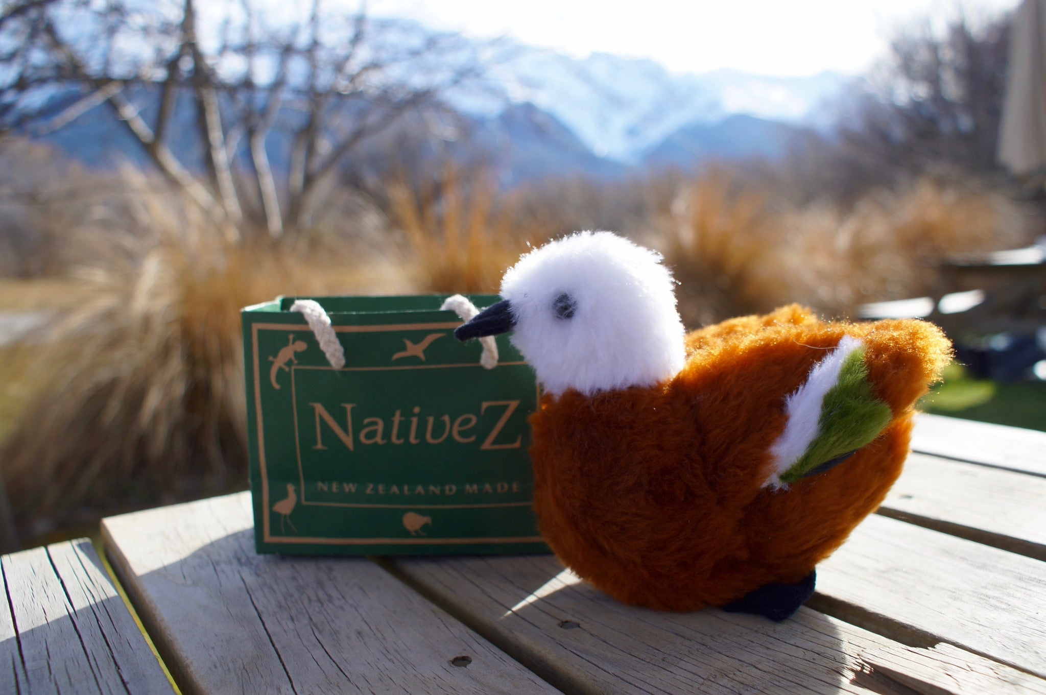 NativeZ Soft Toys