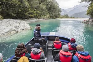 Dart River Jetboat Safaris