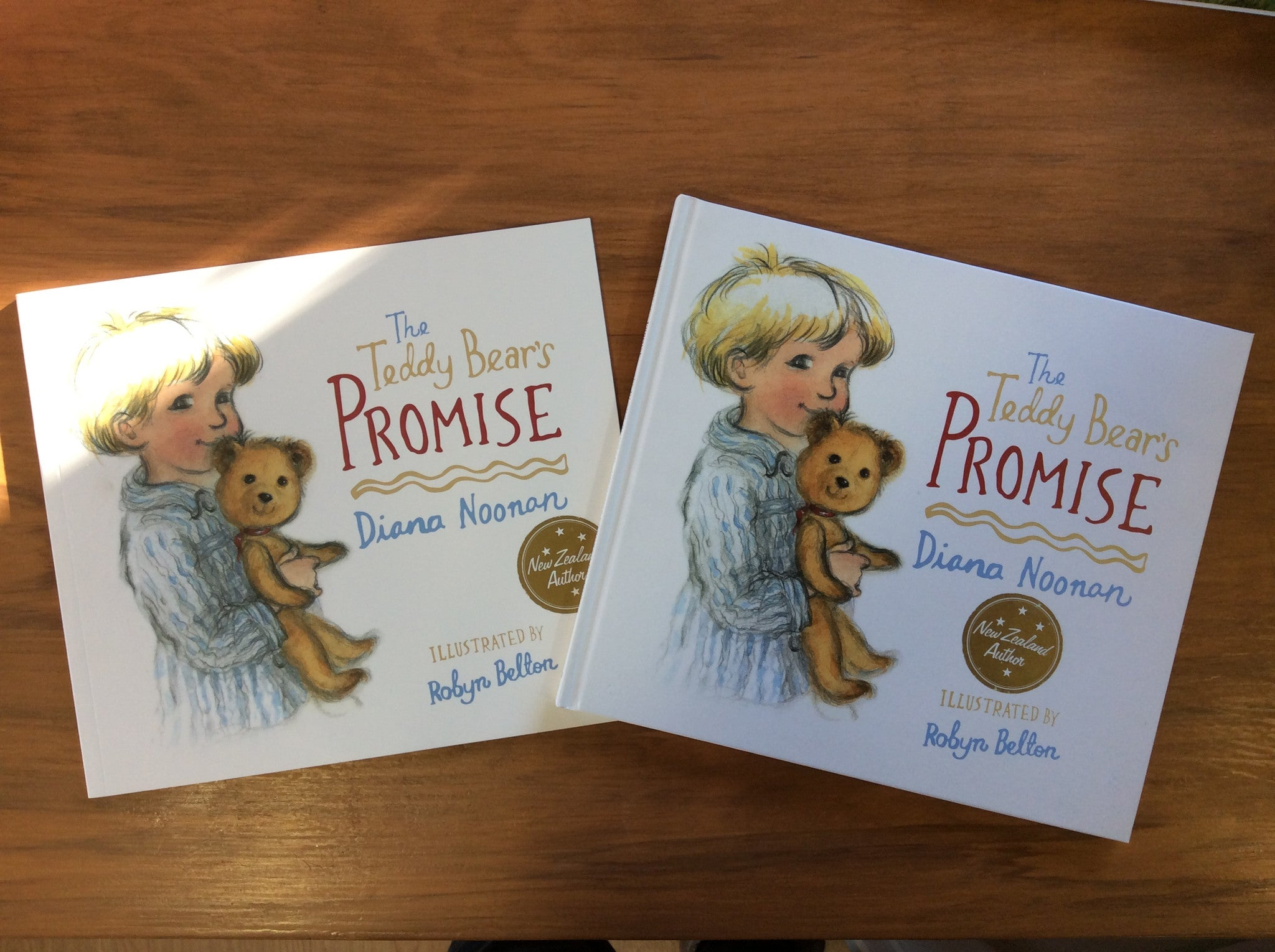 The Teddy Bears Promise (PAPERBACK)