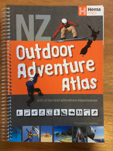Outdoor Adventure Atlas