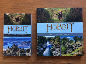 Hobbit Location Guidebook Range