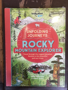 Unfolding Journeys - Rocky Mountain