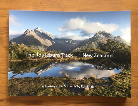 The Routeburn Track: A photographic Souvenir book