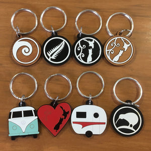 Keepers Keyrings